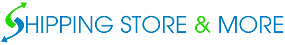 shipping store and more logo